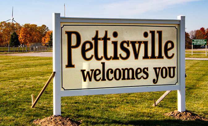 Pettisville Welcomes You
