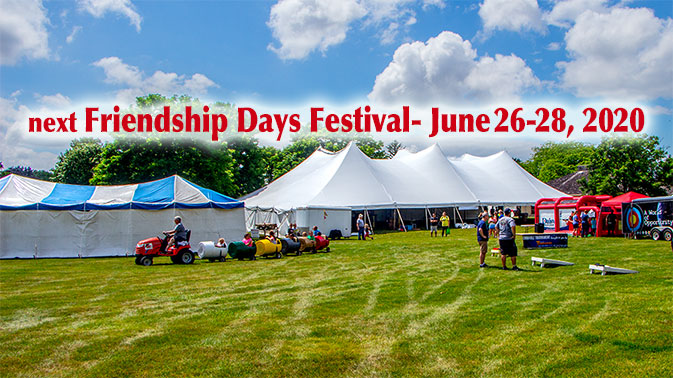 Pettisville Friendship Days 2020